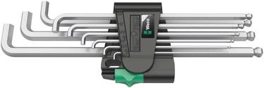 Wera Square Key Set 950 PKLS/9SM 9pcs