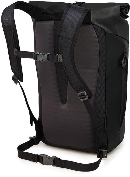 Osprey Transporter Flap Black