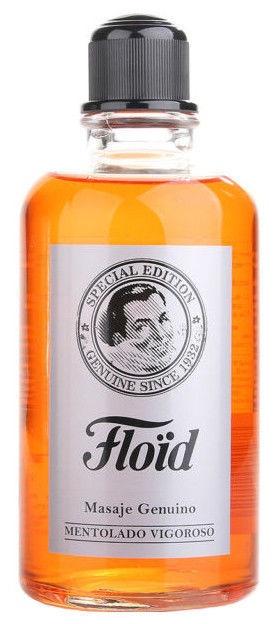 Pēc skūšanās losjons Floïd Vigorous Genuine Massage Lotion Special Edition, 400 ml