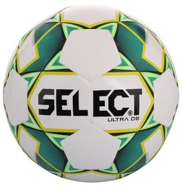Select Ultra DB 2019 Ball White/Green Size 5