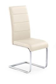 Ēdamistabas krēsls Halmar K-85 Dark Cream