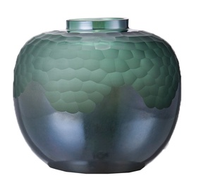 Home4you Luxo Vase D25x26cm Green