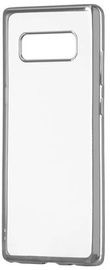 Hurtel Metalic Slim Back Case For Sony Xperia XA2 Silver