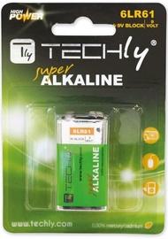 Techly Alkaline Battery 9V