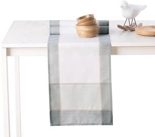 AmeliaHome Laval AH Tablecloth White/Blue 60x120cm