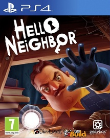 Hello Neighbor PS4