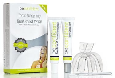 Komplekts Beconfident Teeth Whitening Dual Boost X2 Kit, 20 ml