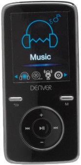 Mūzikas atskaņotājs Denver MPG-4054 NRC Black, 4 GB