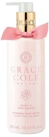 Grace Cole Softening Hand Lotion 300ml Peony & Pink Orchid