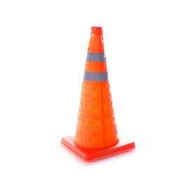 COLLAPSIBLE ROAD CONE 50CM B50