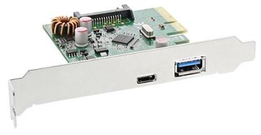 InLine USB 3.1 Host Controller 2-Port
