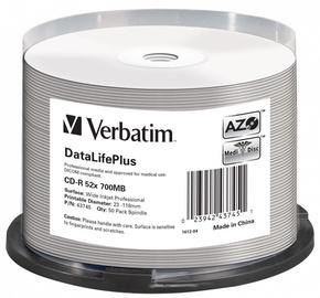 Verbatim CD-R 700MB 50pcs 43745