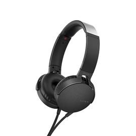 Austiņas Sony MDRXB550APB.CE7 Black