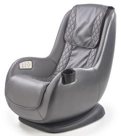 Atzveltnes krēsls Halmar Dopio Dark Grey, 69x70x94 cm