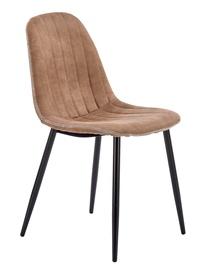 Halmar K328 Chair Dark Beige