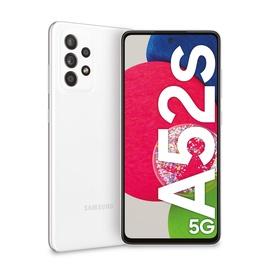 Mobilais telefons Samsung Galaxy A52s 5G, balta, 6GB/128GB