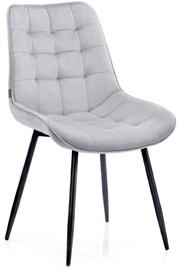 Ēdamistabas krēsls Homede, smilškrāsas