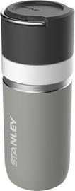 Stanley Go Series Ceramivac Vacuum Mug/Thermos 0.47l Light Gray