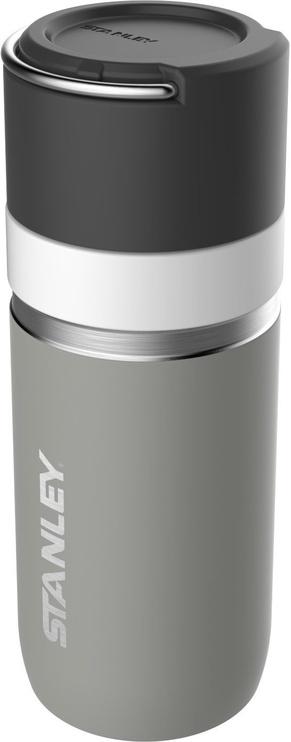 Stanley Go Series Ceramivac Vacuum Mug/Thermos 0.47l Light Gray