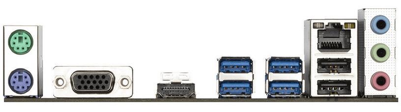 Mātesplate Gigabyte B560M H-1.0