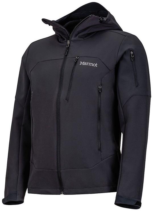 Jaka Marmot Mens Moblis Jacket Black L