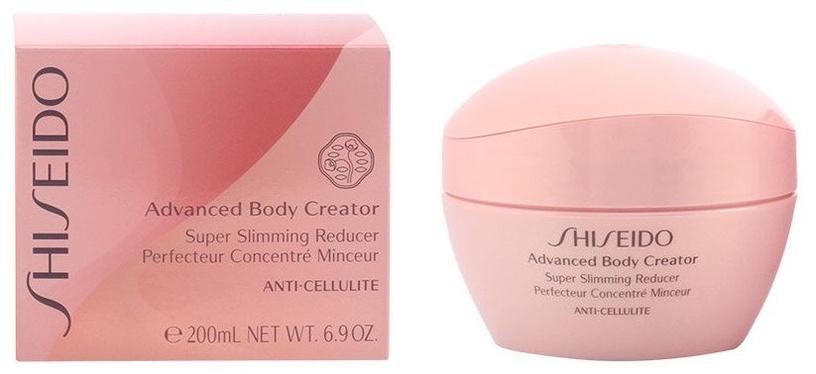 Shiseido Advanced Body Creator Super Slimming Reducer 200ml