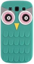 Mocco 3D Owl Back Case For Apple iPhone 6/6s Green
