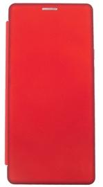 Evelatus Book Case For Xiaomi Redmi Note 9 Red