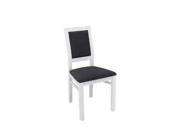 Ēdamistabas krēsls Black Red White Porto Black/White