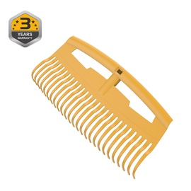 Forte Tools FT21 Rake Without Handle 525mm