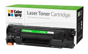 ColorWay Toner HP / Canon Cartridge Black