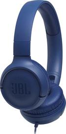 Austiņas JBL Tune 500 Blue
