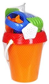 Smilšu kastes rotaļlietu komplekts Verners 360 Orange