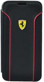 Ferrari Booktype Case For Galaxy S6 Black