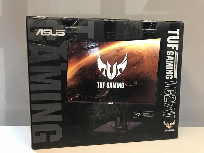 Монитор Asus VG27WQ (поврежденная упаковка)