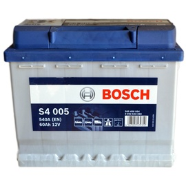 Bosch Modern Standart S4 005 Battery