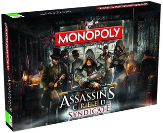 Hasbro Monopoly Assassin's Creed: Syndicate