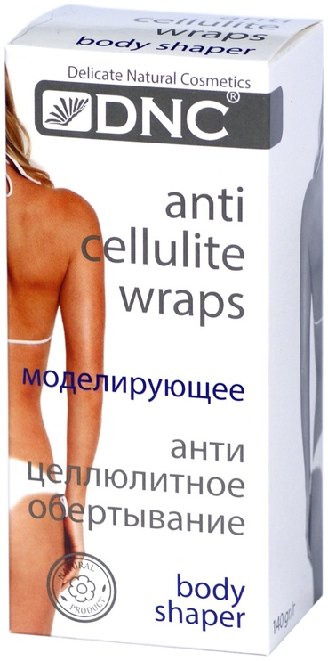 DNC Anti Cellulite Wraps - Body Shaper 140g