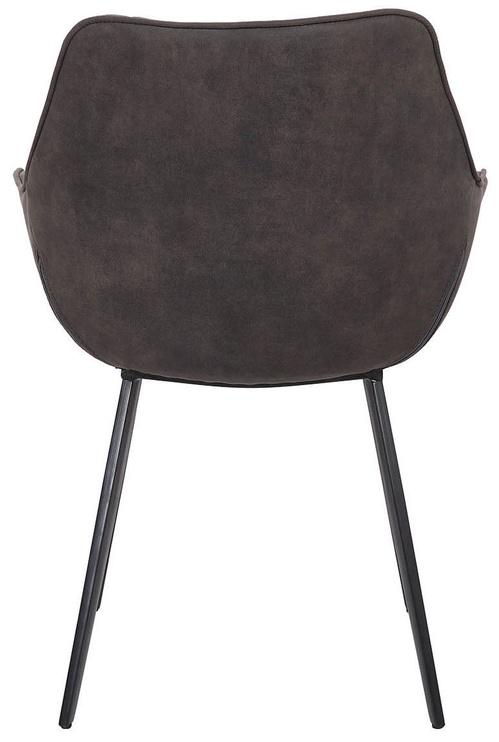 Ēdamistabas krēsls Home4you Naomi Light Grey, 1 gab.