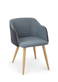 Ēdamistabas krēsls Halmar K-288 Blue/Blue