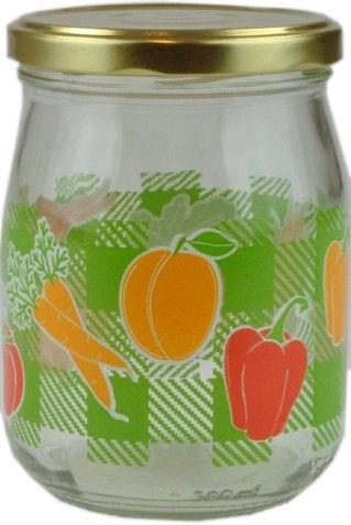 Cerve Giardiniera Jar 1l