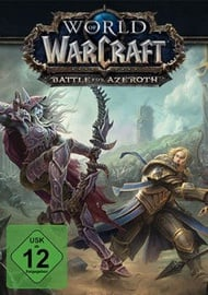 World Of Warcraft Battle For Azeroth PC