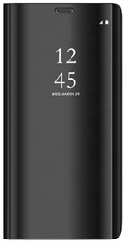 OEM Clear View Case For LG K61 Black