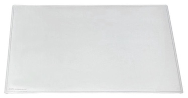 Bantex Desk Pad 49x65cm Transparent