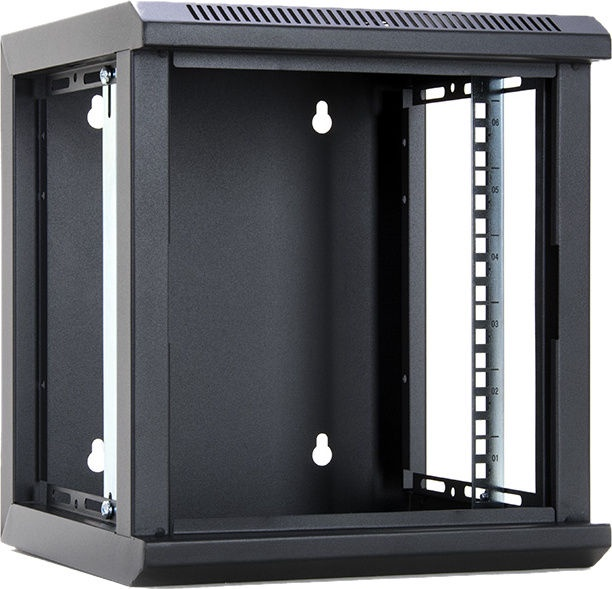 "DigitalBox Start.Lan Wall-Mounted 10"" 6U STLWMC10C-6U-GSB"
