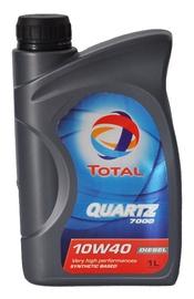 Motoreļļa Total Quartz Diesel 7000 10W40, 1l
