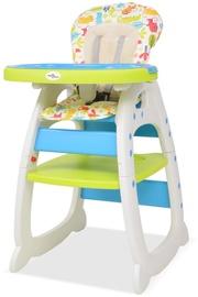 Стульчик для кормления 3in1 Convertible Highchair With Table 10142