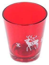 Svečturis Verners Red, 9x10 cm