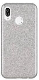 Wozinsky Glitter Shining Back Case For Huawei P20 Lite Silver