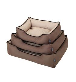 Comfy Dog Cushion Brown S 55x43x17cm